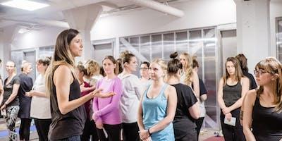 Meditation, Mindful Movement & Real Talk Workshop