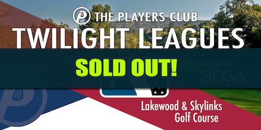 ***LAST CALL*** 2019 SCGA Twilight Leagues - Lakewood/Skylinks | Wed Nights