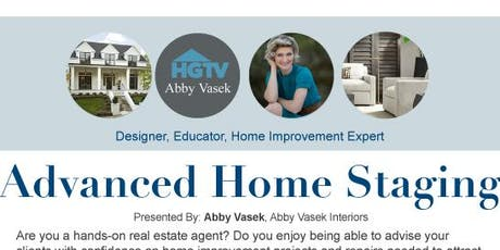 Advanced Home Staging @ Independence Title - New Braunfels tickets