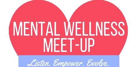 Mental Wellness Meet-Up tickets