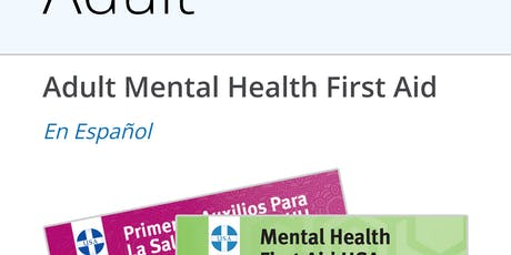 Mental Health First Aid- Ushers, Nurses, Security Ministries tickets