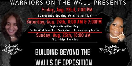 WOW EXPLOSION 2019 BUILDING BEYOND THE WALLS OF OPPOSITION tickets