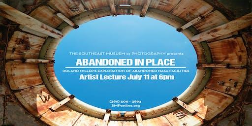 Roland Miller Artist Lecture
