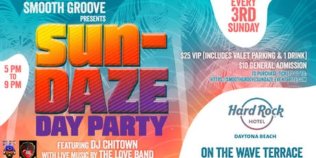 Smooth Groove Presents Sun-DAZE tickets
