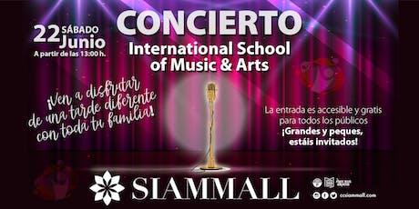 Concierto School of Music&Art en Siam Mall entradas