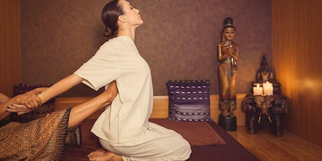 Introduction to Thai Yoga Massage: Sit and Weight  tickets