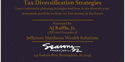 Tax Diversification at Seasons 52