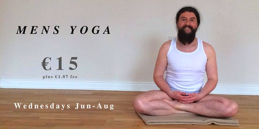 DYNAMIC MENS YOGA Galway SUMMER-WEDNESDAYS a-little-fitness-required
