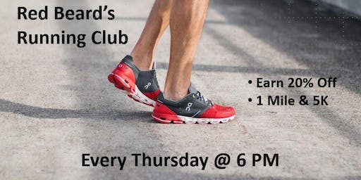 Red Beard's Run Club