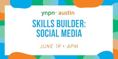YNPN Austin Skills Builder: Social Media tickets