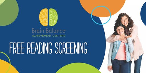 Free Kids Reading Skills Screening - Brain Balance Centers