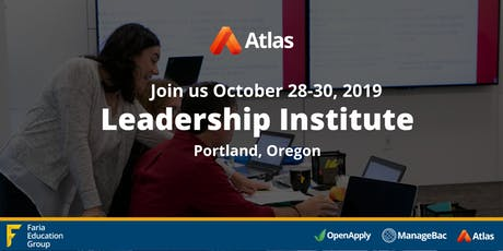 Leadership Institute: Leading the Curriculum Process tickets