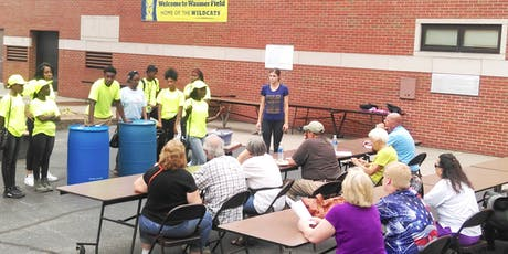 City of Cleveland 2019 Rain Barrel Workshops - Employees Only tickets