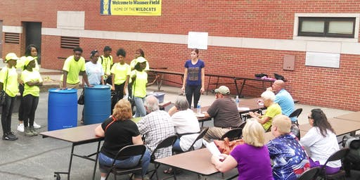 City of Cleveland 2019 Rain Barrel Workshops - Employees Only