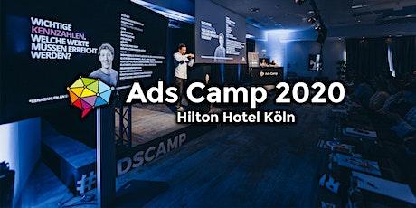 Ads Camp 2020  Tickets