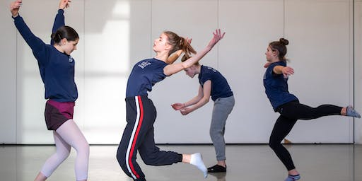 DanceXchange Summer School - NeXt Gen Youth