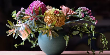 Flower Arranging Workshop with Delight Flower Farm tickets