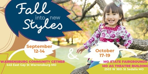 New Parent & Grandparents (under 6 Months) and Parents/Grandparents to Be Presale KCC Sedalia