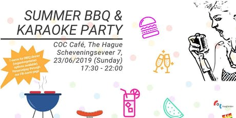 Summer BBQ & Karaoke Party tickets