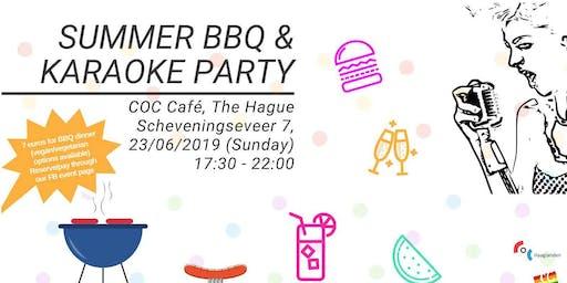 Summer BBQ & Karaoke Party