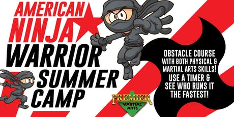 Premier Martial Arts Scituate Summer Camp tickets
