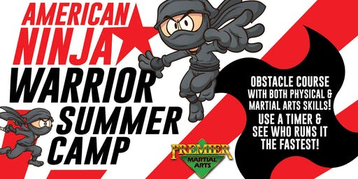 Premier Martial Arts Scituate Summer Camp