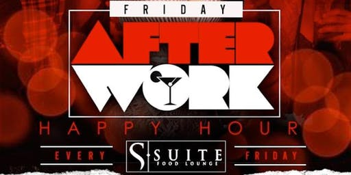 Party on the Patio Happy Hour at Suite