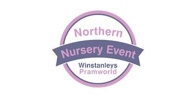 Winstanleys Pramworld Northern Nursery Event