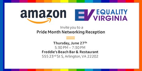 Pride Month Networking Reception tickets