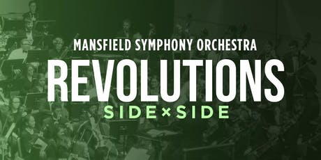 Mansfield Symphony Orchestra: Revolutions tickets