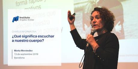 Conferencia gratuita de Descodificación Biológica en Barcelona entradas