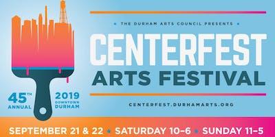 CenterFest Arts Festival