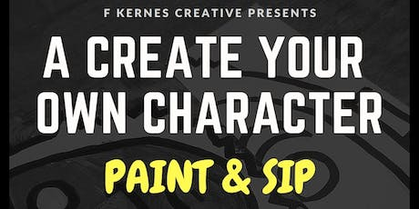 Create Your Own Character w. F Kernes tickets