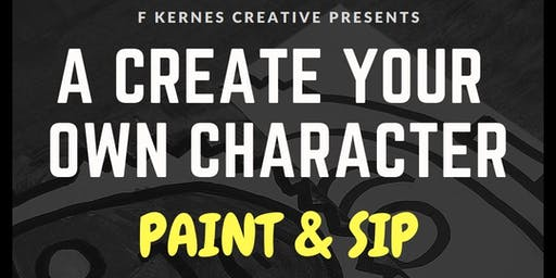 Create Your Own Character w. F Kernes