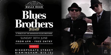 Blues Brothers Tribute tickets