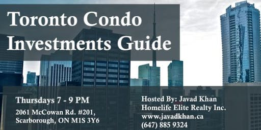 Toronto Condo Investments Guide