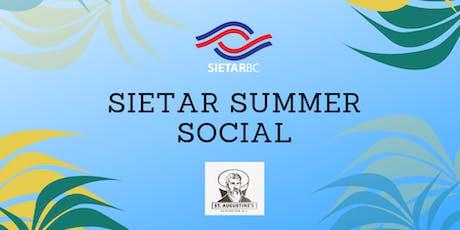 SIETAR Summer Social tickets