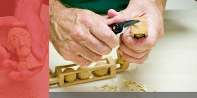 Axminster - Carving With The Exeter Woodcarvers