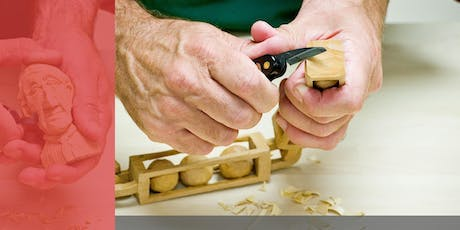 Axminster - Carving With The Exeter Woodcarvers tickets
