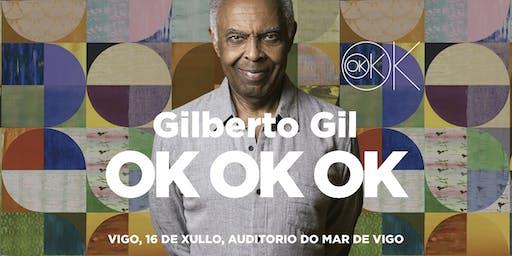 GILBERTO GIL en Vigo