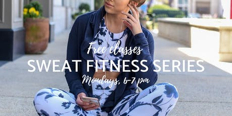 Sweat FREE Fitness Series Featuring Yoga tickets