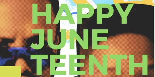 Happy Juneteenth Celebration