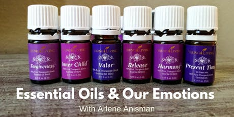 Essential Oils and Our Emotions: Toronto-West tickets
