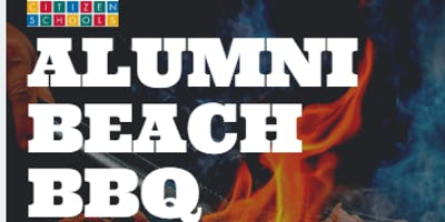 Citizen Schools Alumni Beach BBQ