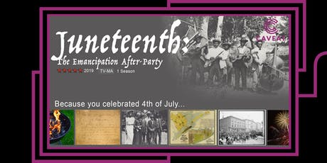 Juneteenth: The Emancipation After-Party tickets