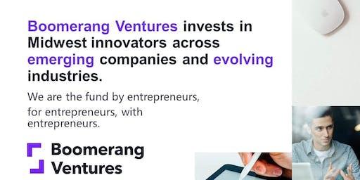 Stockyards Bank hosts Boomerang Venture Capital Fund