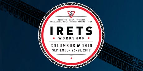 MSF International Rider Education Training Systems Workshop 2019 - Columbus, OH tickets