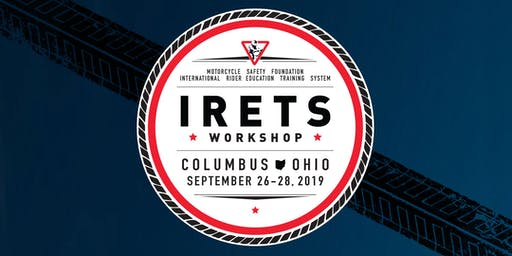 MSF International Rider Education Training Systems Workshop 2019 - Columbus, OH