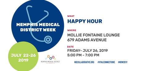 Happy Hour at Mollie Fontaine Lounge tickets