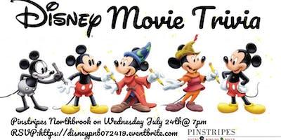 Disney Movie Trivia at Pinstripes Northbrook